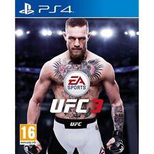 UFC 3 PS4 (Promo)