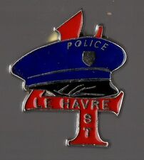 Pin's Police / Le Havre