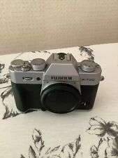 Fujifilm X-T20 BODY ONLY, in silver, 3906 Shutter count