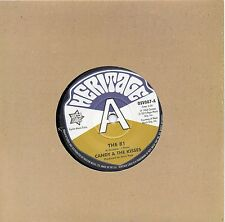 CANDY & THE KISSES-THE 81 / FATHERS ANGELS-BOK TO BACH   UK OUTTASIGHT  DEMO