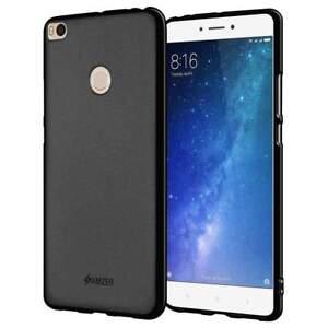 AMZER Hybrid TPU Bumper Soft Slim Back Phone Cover Skin Case for Xiaomi Mi Max 2