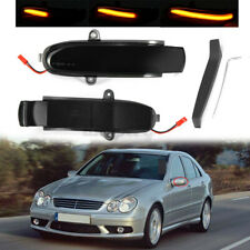 For Mercedes Benz C Class W203 T-Modell 203 Dynamic LED Repeater Indicator Light