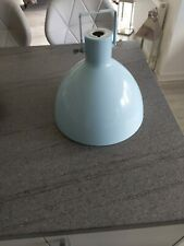 Blue Lamp Shade