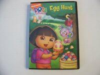 DORA THE EXPLORER: EGG HUNT    [ 2004 Nickelodeon DVD, Like New, Free Shipping ]