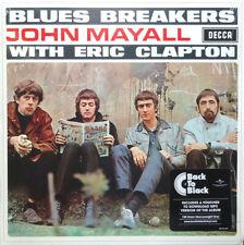 John Mayall With Eric Clapton – Blues Breakers VINYL LP RECORD