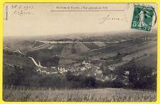 cpa Rare 89 -  Environs de CHABLIS (Yonne) Vue Générale de FYÉ