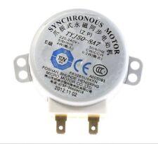 TYJ508A7 Motor Plato Microondas 240V AC 50/60HZ / 5/6 RPM 3/2.5W E63265U00XN
