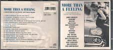 CD - MORE THAN A FEELING- A COLLECTION OF 16 CLASSIC SOFT ROCK TRACKS     ( 40 )