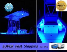 BLUE - LED boat light kit - - digital lighting VERY BRIGHT - - 12v