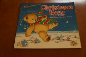 Christmas Bear - children's picture book
