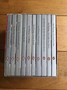James Bond 007 Book Collection