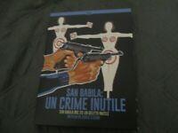 "COFFRET BLU-RAY + DVD NEUF ""SAN BABILA : UN CRIME INUTILE"" de Carlo LIZZANI"