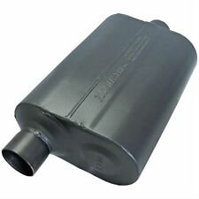 "Flowmaster 842546 Super 44 Muffler, 2.50"" Offset Inlet / 2.50"" Center Outlet"