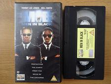 MEN IN BLACK, VHS TAPE MOVIE 1997, WILL SMITH, TOMMY LEE JONES  .7