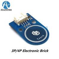 5PCS 3p/4p Double Side Brick Touch Pad Button Switch Sensor Module for Arduino