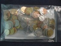 World Coins  100 coins from 100 Countries  nice coin lot set take a look!!