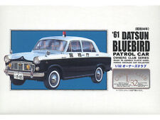 NEW ARII 1961 DATSUN BLUEBIRD 1/32 Scale PLASTIC MODEL KIT OWNERS CLUB SERIES