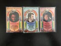 The Best Of Times Cassette Lot Neil Diamond Mel Torme Johnny Mathis Rare