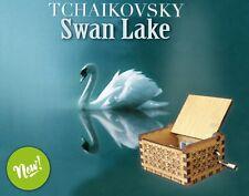 Swan Lake - Pyotr Ilyich Tchaikovsky Spieluhr Musicbox Neu Fanartikel Classic