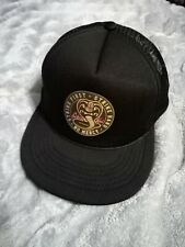 Custom 80s Cobra  Kai Karate Dad Hat