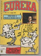 1983 05 - EUREKA n° 5 - ED. CORNO MAGGIO 1983 - FRANCO MARIA RICCI