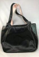 Mary Kay Consultant Large Travel Bag Handbag Zipper Shoulder Purse Black Pink