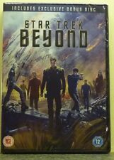 Star Trek Beyond Bonus Disc - 2 DVD Discs Digital Download Very G