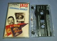CANNONBALL ADDERLEY SELF TITLED cassette tape album T7783