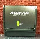 IOGEAR | 1-Port USB Print Server | Model Z-GPSU01 #2472