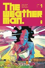 The Weatherman Vol 1 Tpb Image Comics
