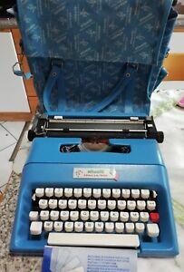 Macchina da scrivere Olivetti Italia 90 lettera 35 MARIO BELLINI