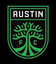 Austin Fc shirt Mls expansion Football Club Texas Soccer Go Verde Dale El Tree
