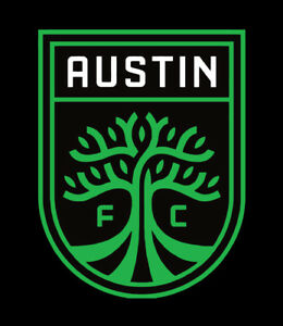 Austin FC shirt MLS expansion Football Club Texas Soccer Go Verde Dale El Tree