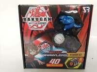 Bakugan Battle Planet Brawlers Starter Set 40 Card Deck