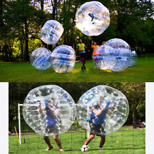 1.5M Human Knocker ball inflatable Bumper Bubble soccer Zorb Ball for Adult