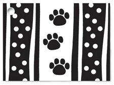 Polka Dot Paws Gift Tags