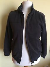 Warm Corduroy Bomber Style Jacket with faux fur lining