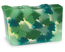 Primal Elements Evergreen Twist 7.0+ oz. not 6.0 Handmade & Cut Glycerin Soap