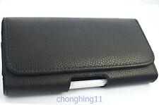 Neu Quertasche für Apple iPhone 6s schwarz Schutz Hülle Gürteltasche Clip Tasche