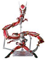 New S.H.Figuarts Masked Kamen Rider RYUKI & Draggredder Set Bandai