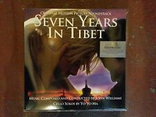 Seven Years in Tibet -Original Soundtrack-Ltd.Numbered + Coloured Edition-LP-New