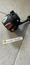 F650GS Lenkerschalter links