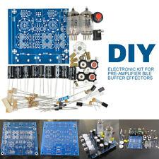 Tube Amplifier AMP Audio Board Pre-Amp Mixer 6J1 Hifi Valve Headphone Diy Kit