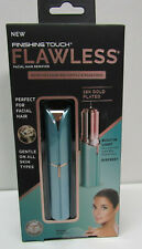Finishing Touch Flawless Facial Hair Remover As Seen on TV Color Sea Glass New