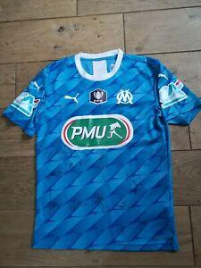 Maillot porté ? préparé ? signé  Marseille OM Coupe France 2019-2020 puma