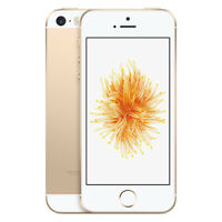 Apple iPhone SE 16GB Gold LTE Cellular Sprint MLY92LL/A