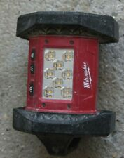 Projecteur chantier MILWAUKEE M18 AL LED PUISSANT