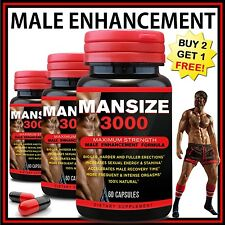 ERECTILE MALE ENHANCEMENT SEX PILL ALL NATURAL SEXUAL PLEASURE MALE ENHANCER