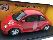 Volkswagen New Beetle Coupe 1998 Rosso Gate Series AUTOART 1:18 GA01037 Model