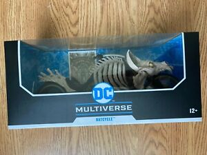 """DC MULTIVERSE DARK NIGHTS DEATH METAL BATCYCLE VEHICLE FOR 7"""" ACTION FIGURES"""